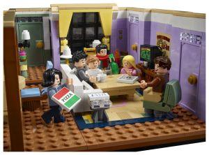 Celebra el regreso de Friends con este nuevo set de LEGO