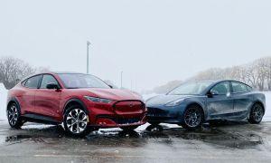 ¿Ford o Tesla? La guerra de los autos eléctricos es más grande que nunca