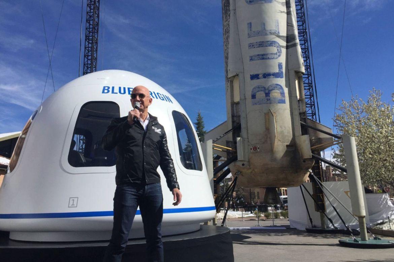 Esto es lo que costará viajar al espacio con Jeff Bezos - jeff-bezos-1