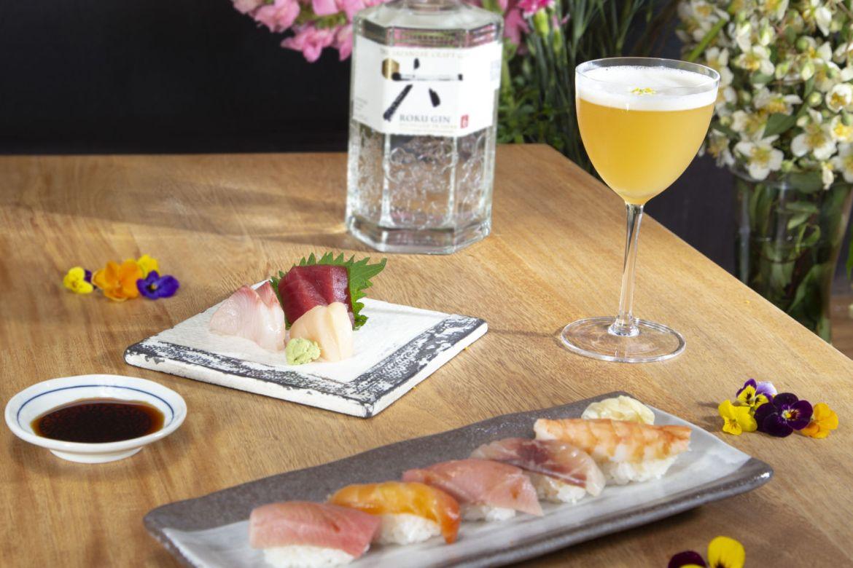 Haru de Roku Gin y Rokai Santa Fe - roku-gin