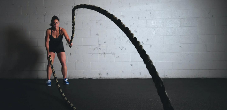 Las mejores rutinas para saltar la cuerda y ponerte en movimiento