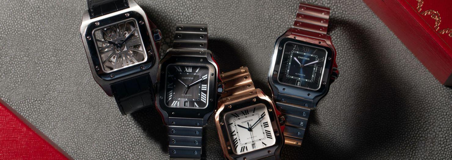 Relojes clásicos con un toque moderno y con mucho estilo