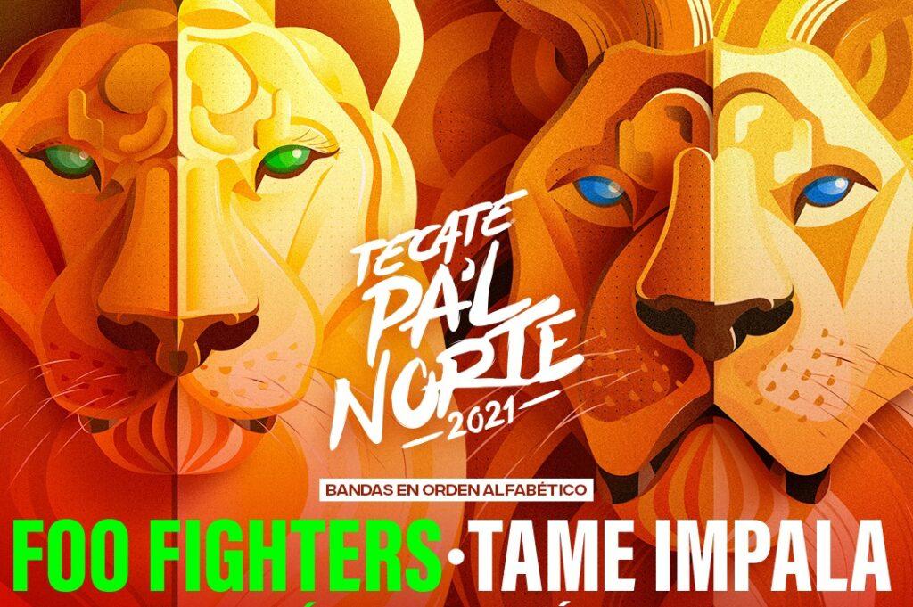 Tecate Pal' Norte 2021: el primer festival masivo en México después de más de un año