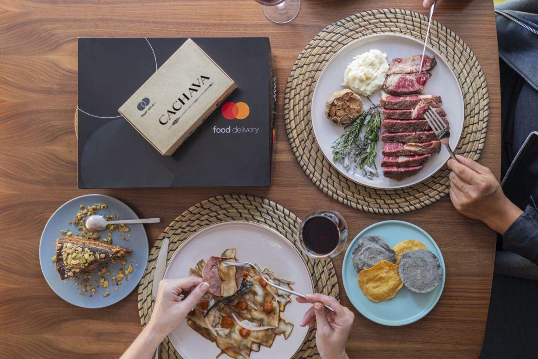 Vive las mejores experiencias con Food Delivery by Mastercard y Grupo Carolo - fooddelivery-cachava