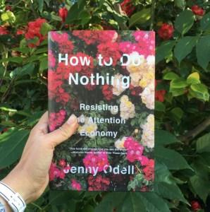 Aléjate de todo: El sutil arte de no hacer nada