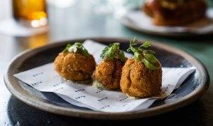 Platillo de la semana: Croquetas de Kimchi de Café de Nadie
