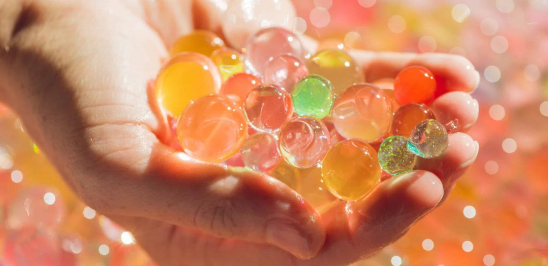 Beneficios de utilizar bolitas de gel en las plantas - sabrina-85