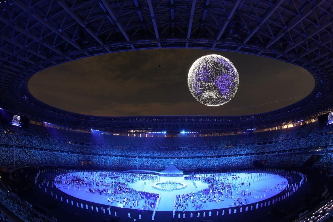 Revive los mejores momentos de la inauguración los Juegos Olímpicos de Tokio 2020