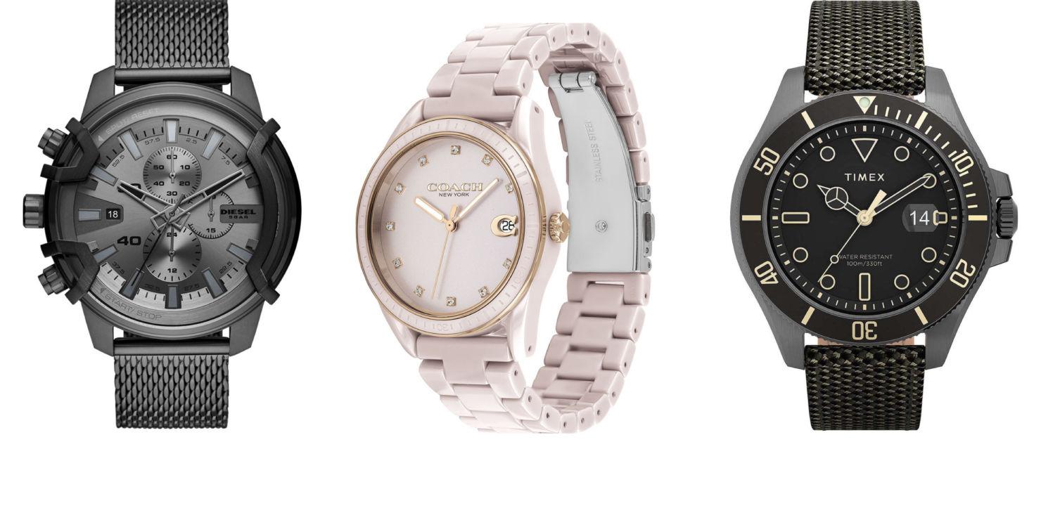 ¿Amas los relojes? En Liverpool encontrarás lo mejor en moda para tu outfit