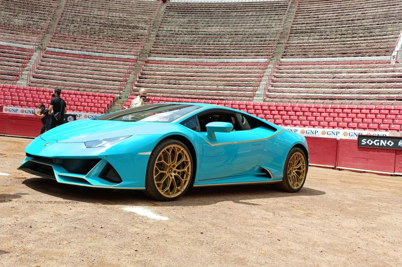 Lamborghini celebra 10 años en México con una muestra de su esencia - lamborghini-sogno