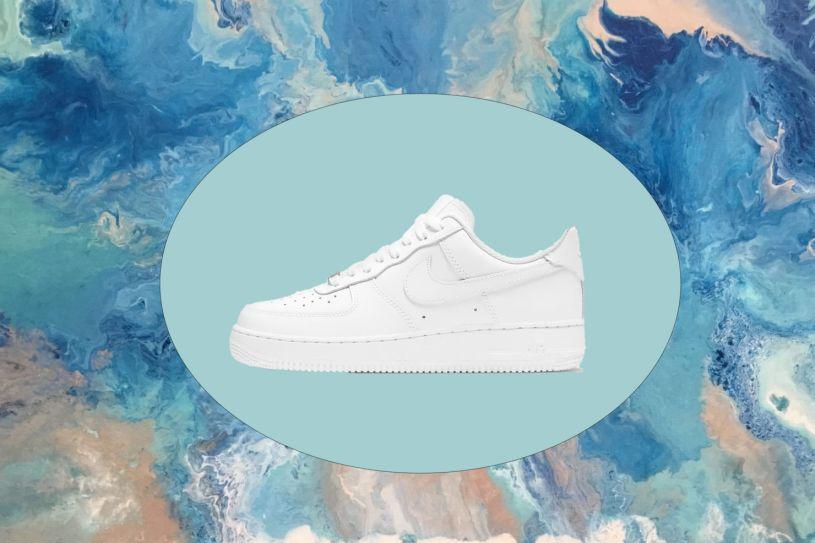 Los mejores sneakers blancos para hombre que todos deberían tener - nike
