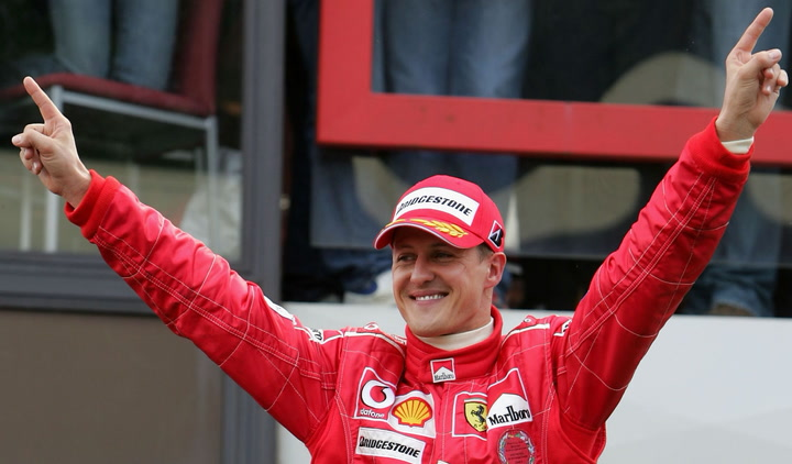 Todo lo que tienes que saber sobre el nuevo documental de Schumacher en Netflix