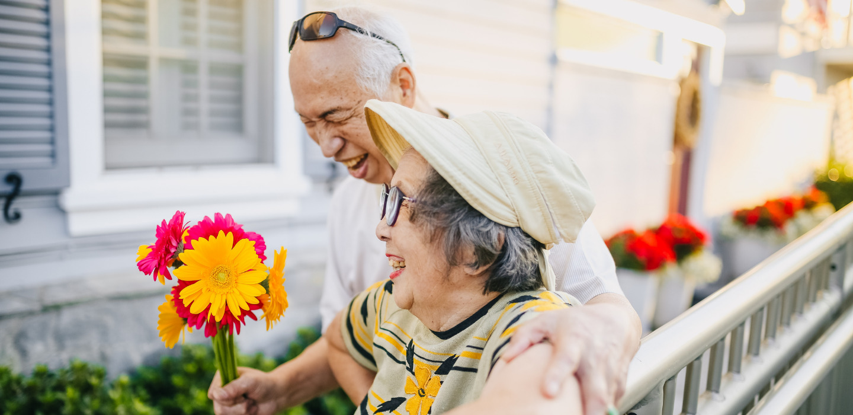 Consejos para tratar a una persona con Alzheimer ¡El amor es clave!