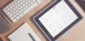 Apps de calendarios para organizar tu rutina diaria