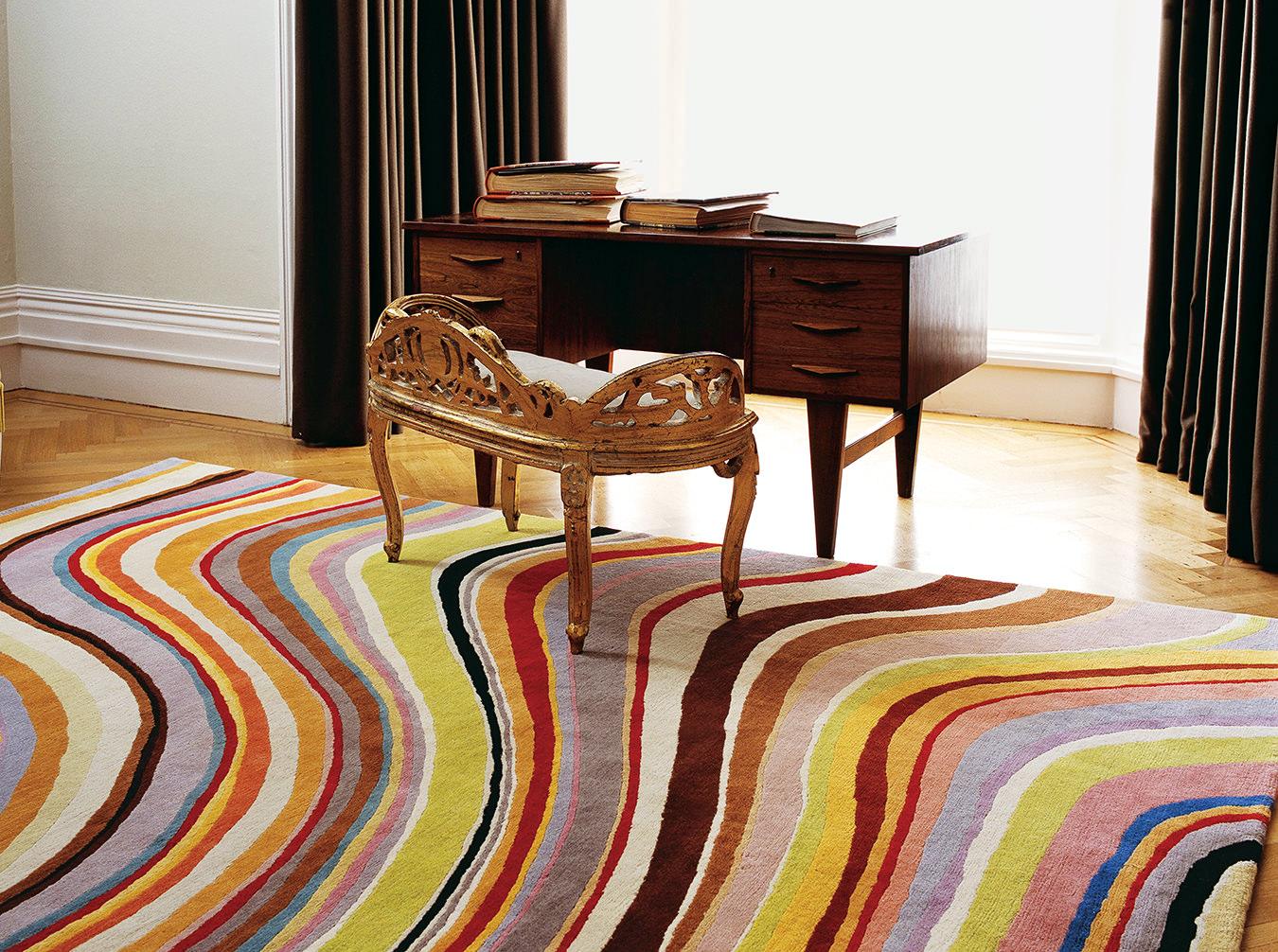 Conoce los tapetes sustentables de The Rug Company