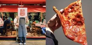 Pizzas Atlante: rebanadas al estilo NY con lo mejor de México