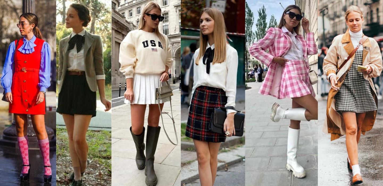 ¡Trend Alert! Muchas ideas para tu estilo preppy en otoño