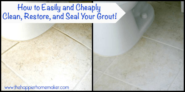 how to clean refresh and seal your