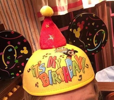 How to celebrate your birthday at Disneyland.