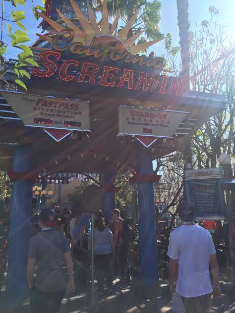 What to ride first at Disney California Adventure. Disneyland planning tips from The Happiest Blog on Earth.