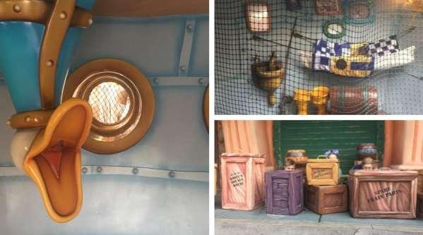 Disneyland Play Places