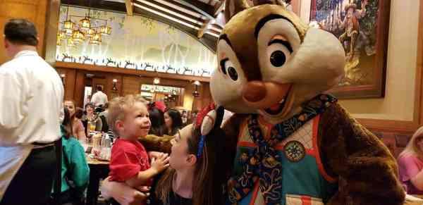 toddlers at Disneyland Resort