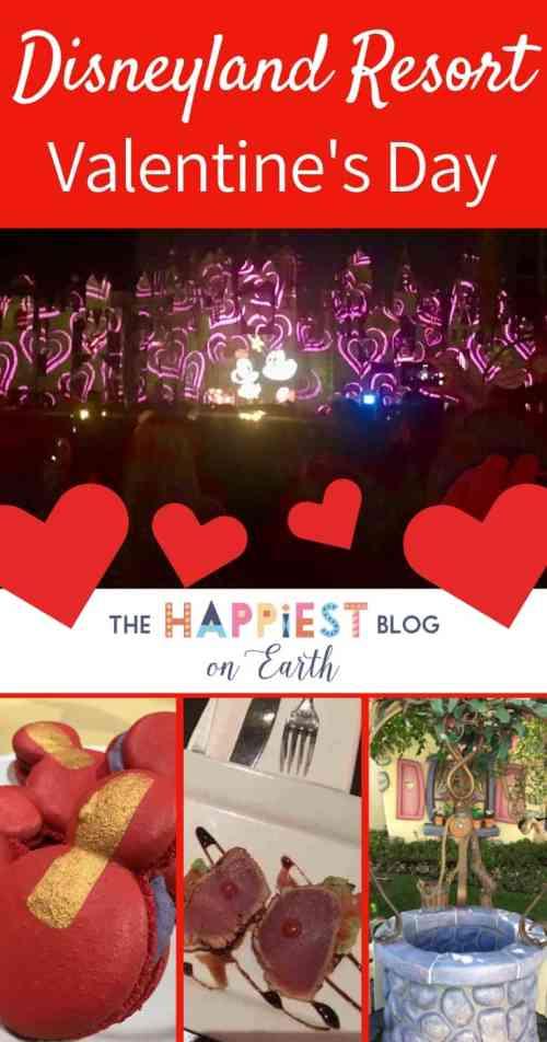 Disneyland Valentines Day
