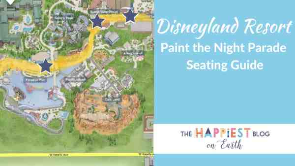 Paint the Night seating