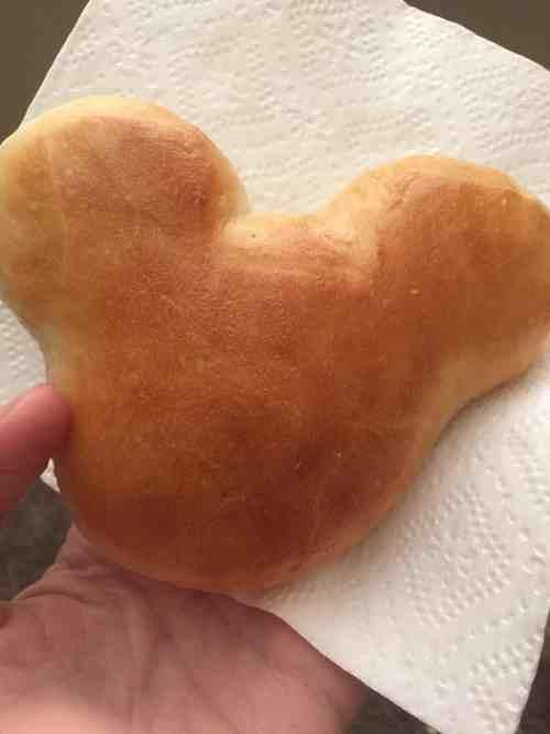 Mickey rolls