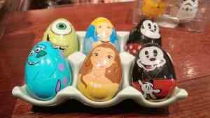 Disneyland Easter egg hunt