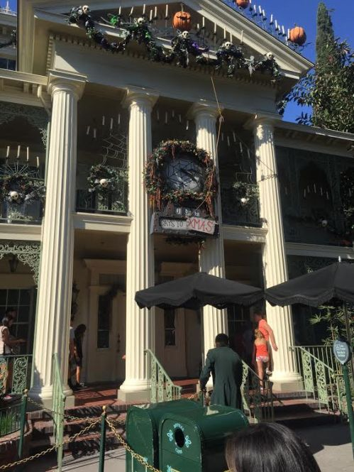 Haunted Mansion Holiday at Disneyland Resort