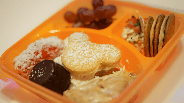 Tomorrowland Skyline Lounge Desserts