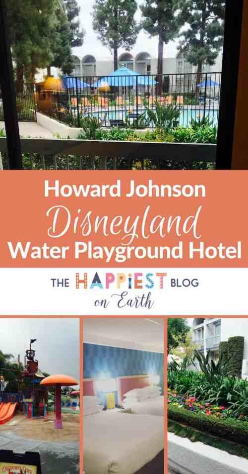 Howard Johnson Water Playground