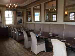 Carthay Circle tables