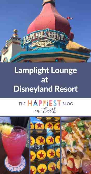 Lamplight Lounge Pixar Pier