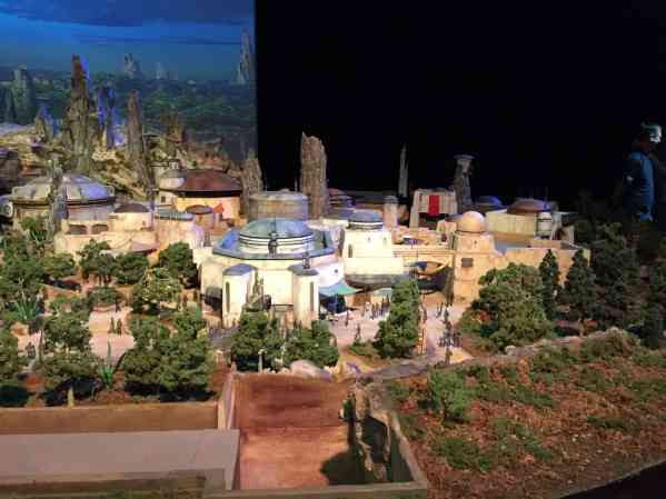 Star Wars land 2019