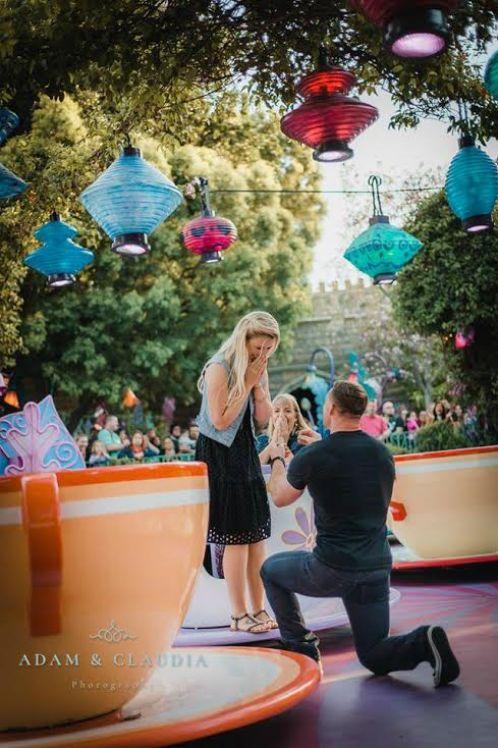 Best Disneyland Proposal Spots