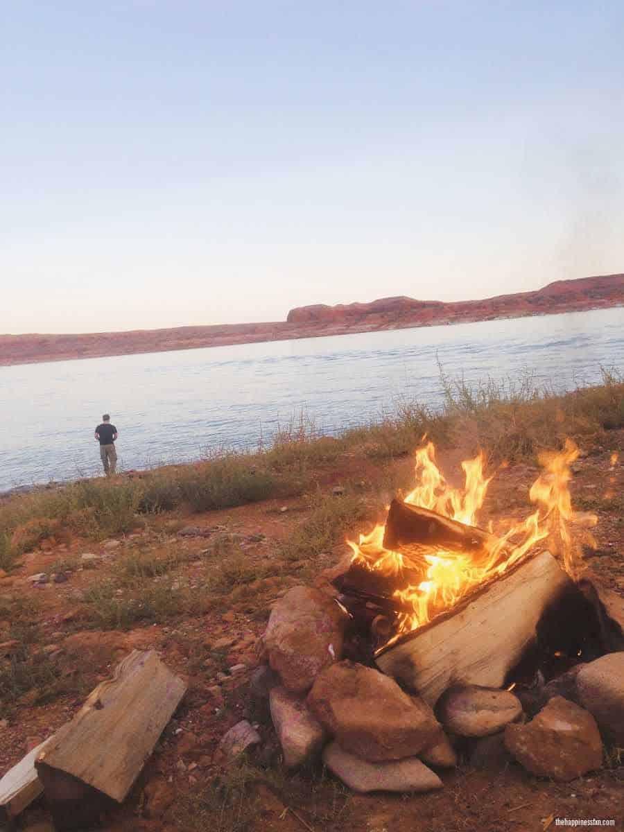 primitive-camping-at-lake-powell