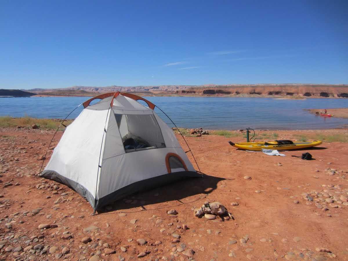 lake-powell-camping