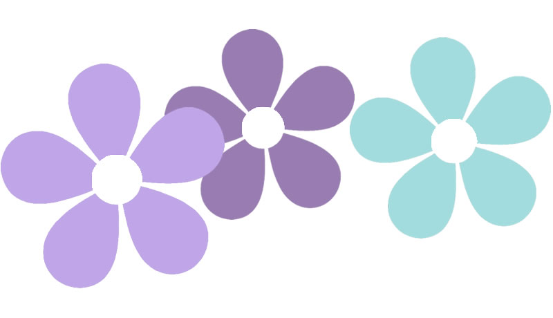 Image result for lavender page divider clipart