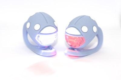 Baby Boy Blue Buggilights