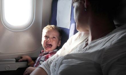Mistakes parents make when travelling with kids