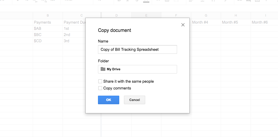 Why You Need A Bill Tracking Spreadsheet & How To Create One