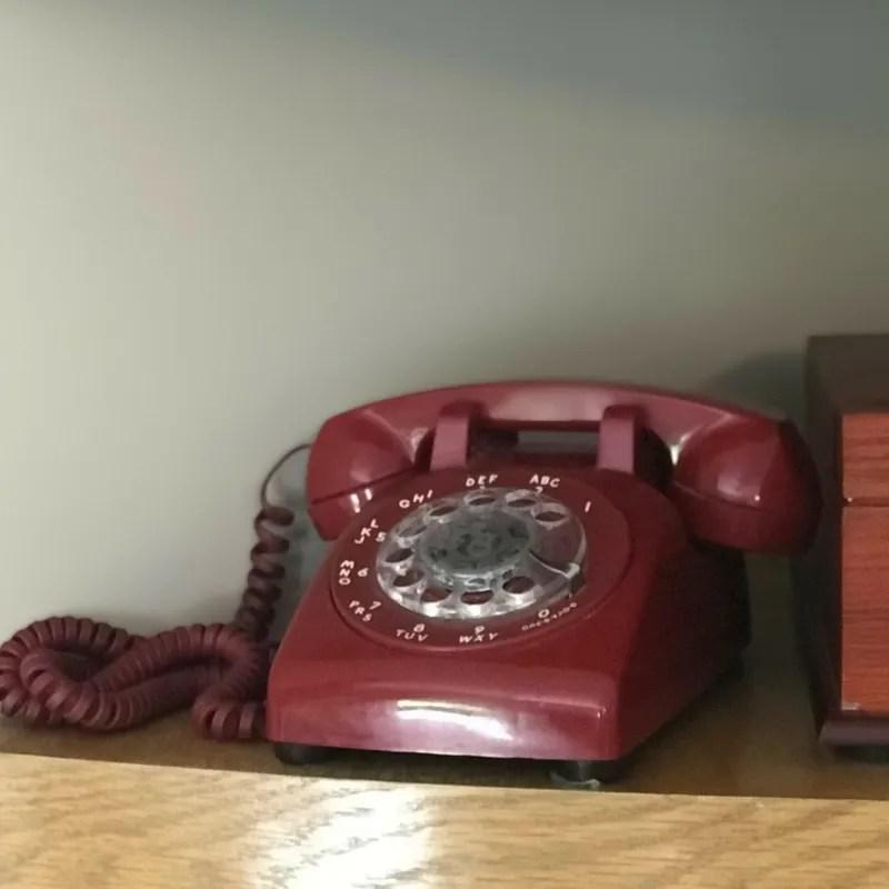 Nannies phone
