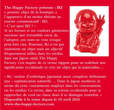 Article magazine Maison et Jardin Mai 2014