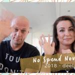 No Spend November Deel III cover