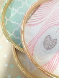 Boho Fabric Wall Art - The Happy Housewife :: Home ...