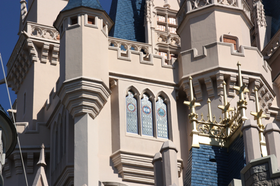 My Night In Cinderella S Castle Practically Perfect Every Way The Hy Housewife Real Life