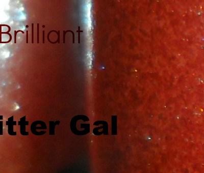 Glitter Gal Last Light Brilliant Banner