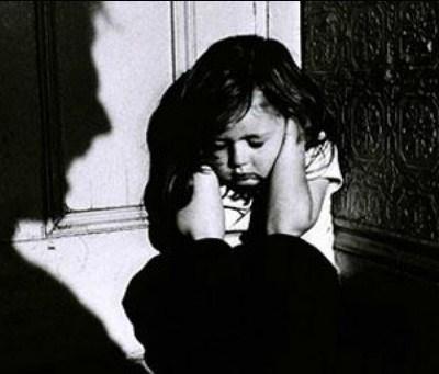 Kindermishandeling Banner